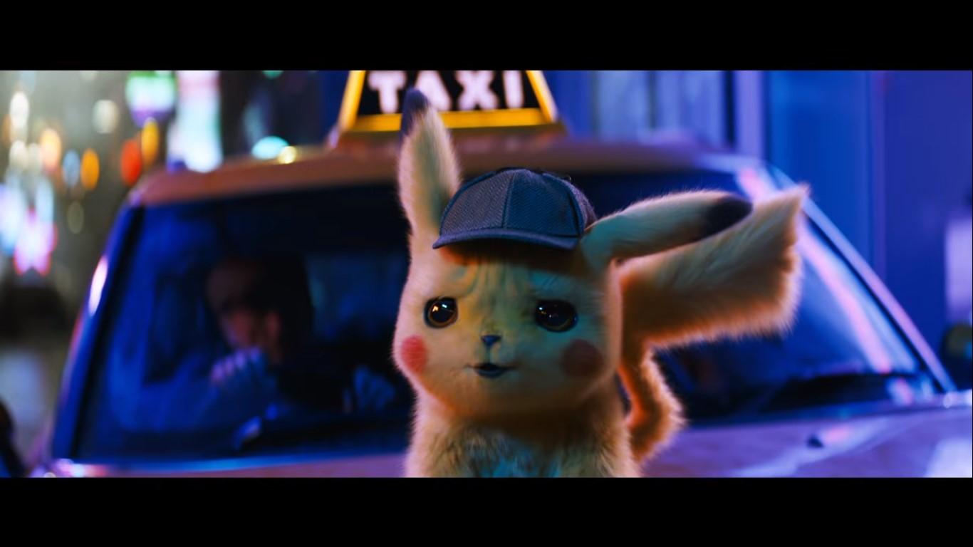 Pokémon: Detective Pikachu - not a cartoon