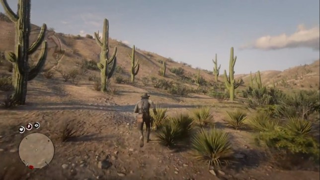 Fans find way to glitch into Mexico in Red Dead Redemption
