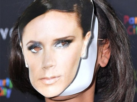 Mel B throws shade at Victoria Beckham as she dresses up as Spice Girls bandmate for Halloween