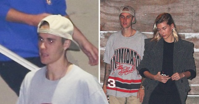 Justin Bieber spotted with new buzz cut after Katy Perry throws epic