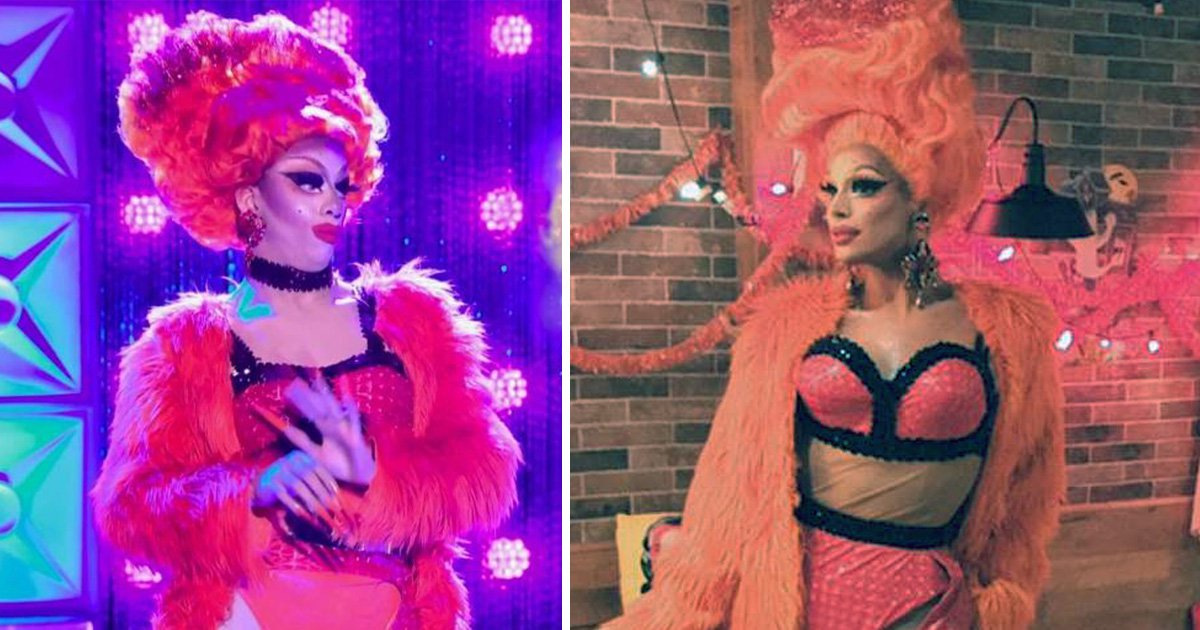 Drag Race star Valentina performs Aja's Linda Evangelista rant dressed as her rival and it's everything