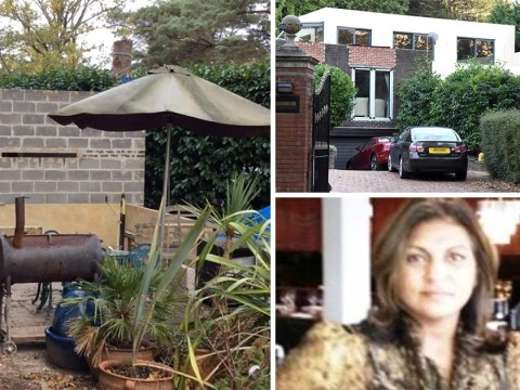 Couple arrested after 'man kept in freezing garden shed for years' at £1.2 million home