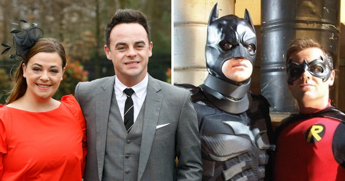 Ant McPartlin makes playful return to social media for first time since Lisa Armstrong divorce