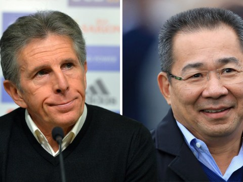 Claude Puel honours Vichai Srivaddhanaprabha who 'made Leicester City a family'