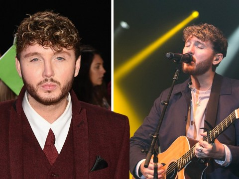James Arthur recalls triggering panic attacks after 'smoking an ungodly amount of weed'