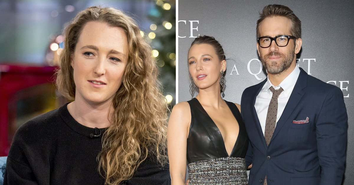 Ryan Reynolds gets back to trolling Blake Lively as he accuses her of having affair with a ghost