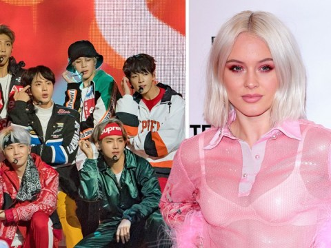 Is Zara Larsson the next singer to team up with BTS?