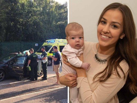Mum gives birth in car while stuck in rush hour traffic