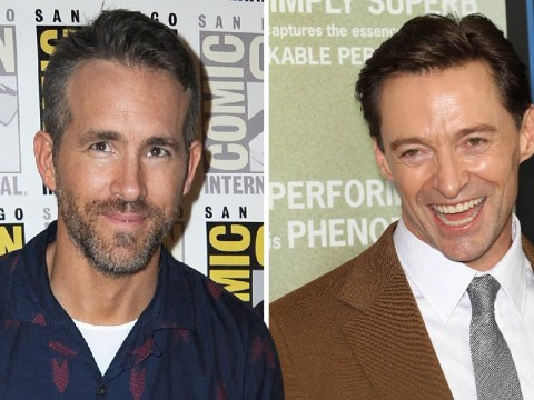 Ryan Reynolds isn't letting pandemic get in the way of him mercilessly trolling Hugh Jackman