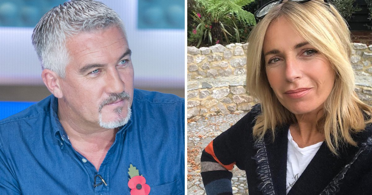 Paul Hollywood's estranged wife calls split 'toughest time of my life' as Bake Off judge romances 23-year-old