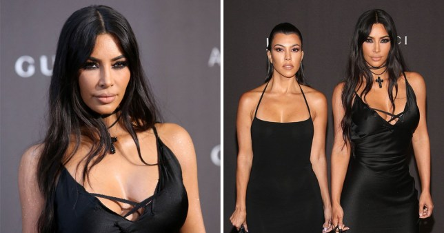 Kim and Kourtney have definitely put their feud to bed as they slay at LACMA Gala