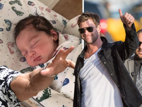 Chris Hemsworth and The Rock lead congratulations as Josh Brolin welcomes baby girl