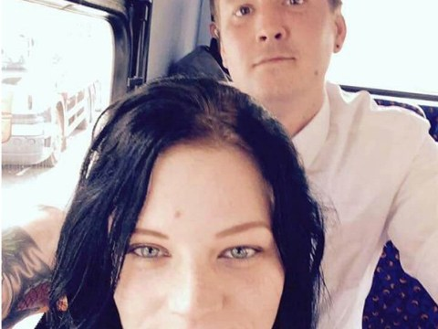 Couple who hugged before jumping in train's path 'wanted to be together forever'