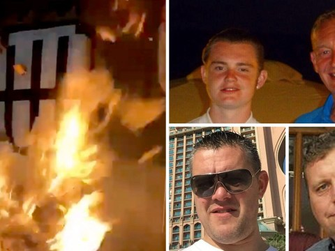 Sixth man arrested over video of Grenfell Tower effigy being burned