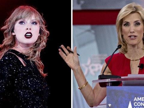 Taylor Swift mocked by Fox News host as her backed Democrat candidate loses in senate race