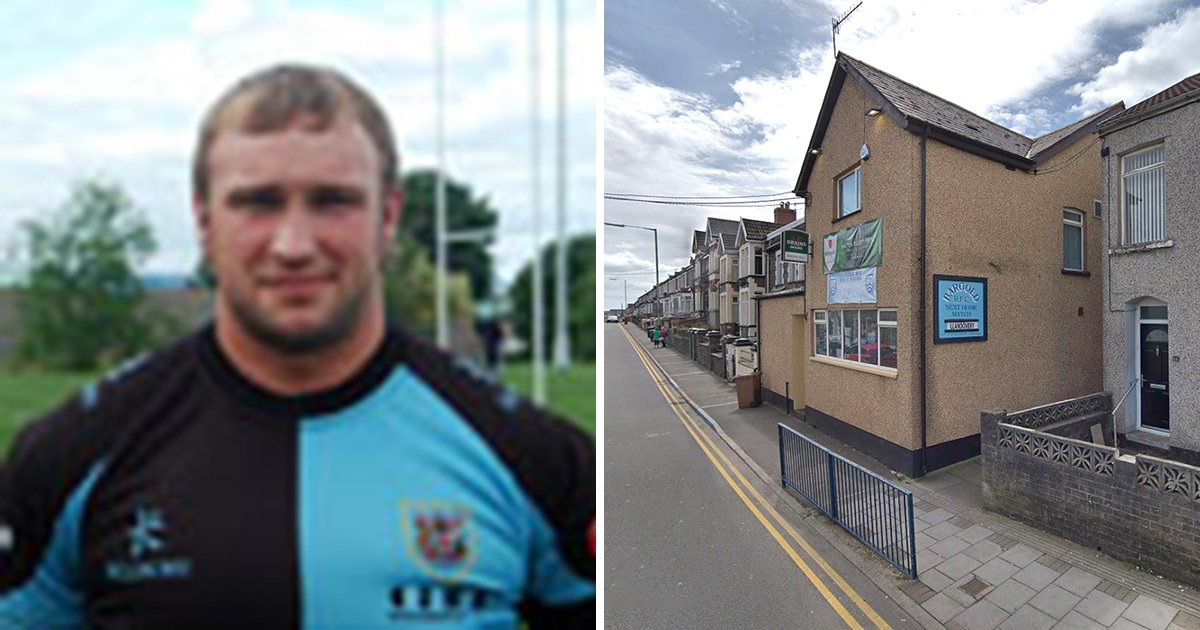 Bouncer says cocaine in his system was from biting nails after finishing work