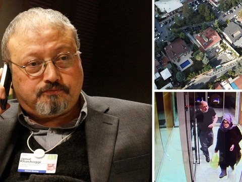 Murdered journalist's body was melted in vat of acid at Saudi Consul's house