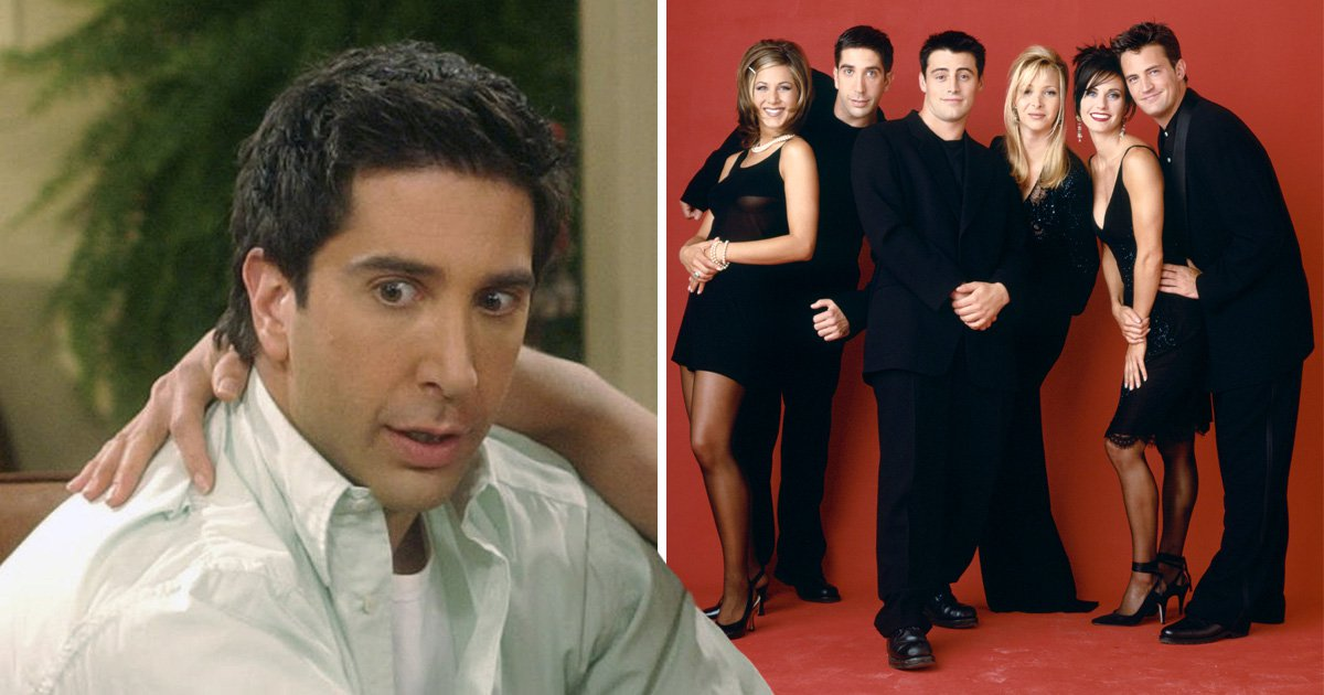 YouPorn 'offers David Schwimmer $1million to be Ross in Friends porn parody'