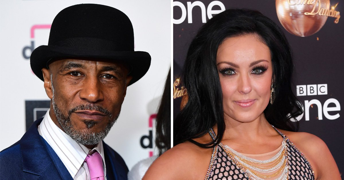 Strictly Come Dancing odds slashed on Danny John Jules to leave after Amy Dowden bust-up