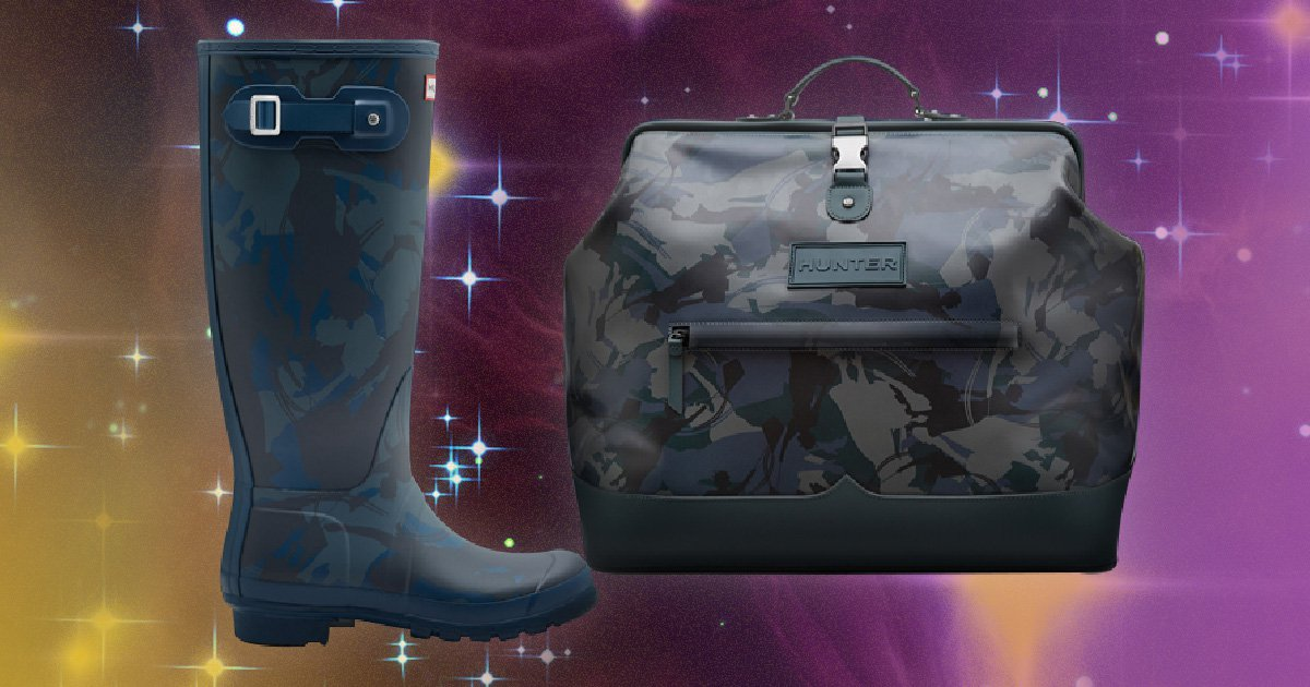 Hunter launches limited edition Mary Poppins collection