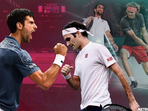 ATP Finals: Can anyone really topple Novak Djokovic and Roger Federer?