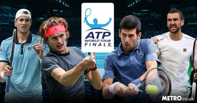 ATP Finals comps