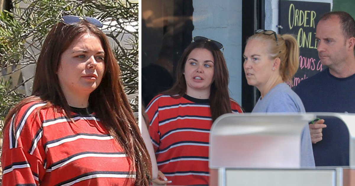 I'm A Celeb's Scarlett Moffatt gets her body clock on right time Down Under