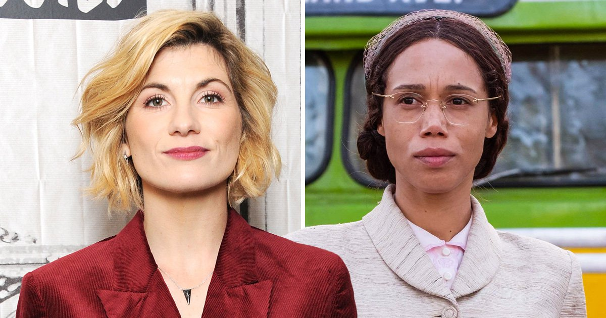 Yes, Jodie Whittaker's Doctor Who concentrates on social justice issues and there's a crucial reason for it