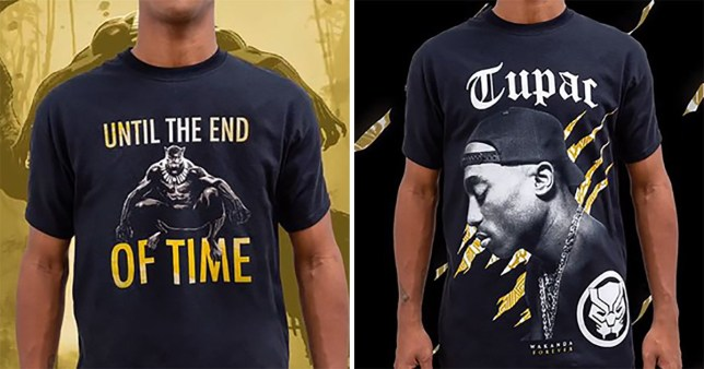 This Tupac x Marvel collection has upset some fans   Metro News