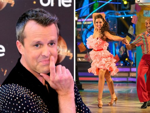 Strictly's Graeme Swann addresses Danny and Amy bullying drama: 'There's no place for that'