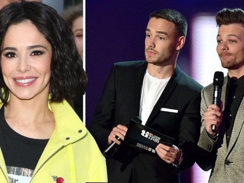 Cheryl risks wrath of 'barking' One Direction fans as she reveals Louis Tomlinson is her favourite X Factor judge