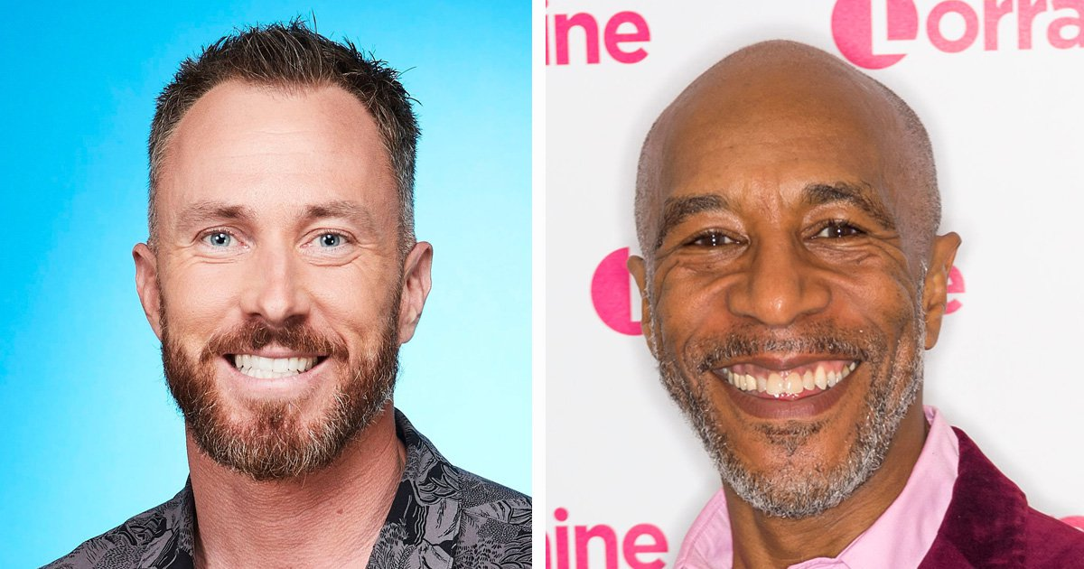 James Jordan clashes with Danny John-Jules and wife in battle over Strictly comments