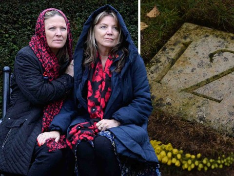 Sisters fly 10,000 miles to find their war hero uncle's headstone 'has been destroyed'