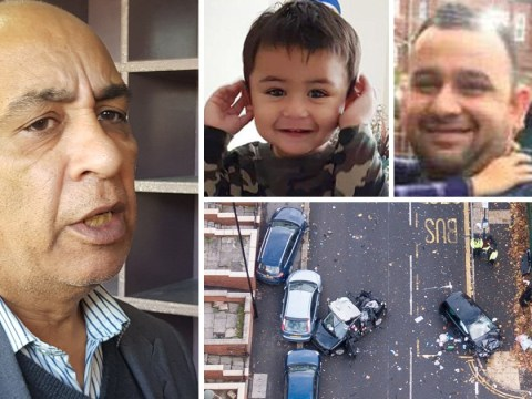 Fury at police after dad, baby son and two friends died during chase