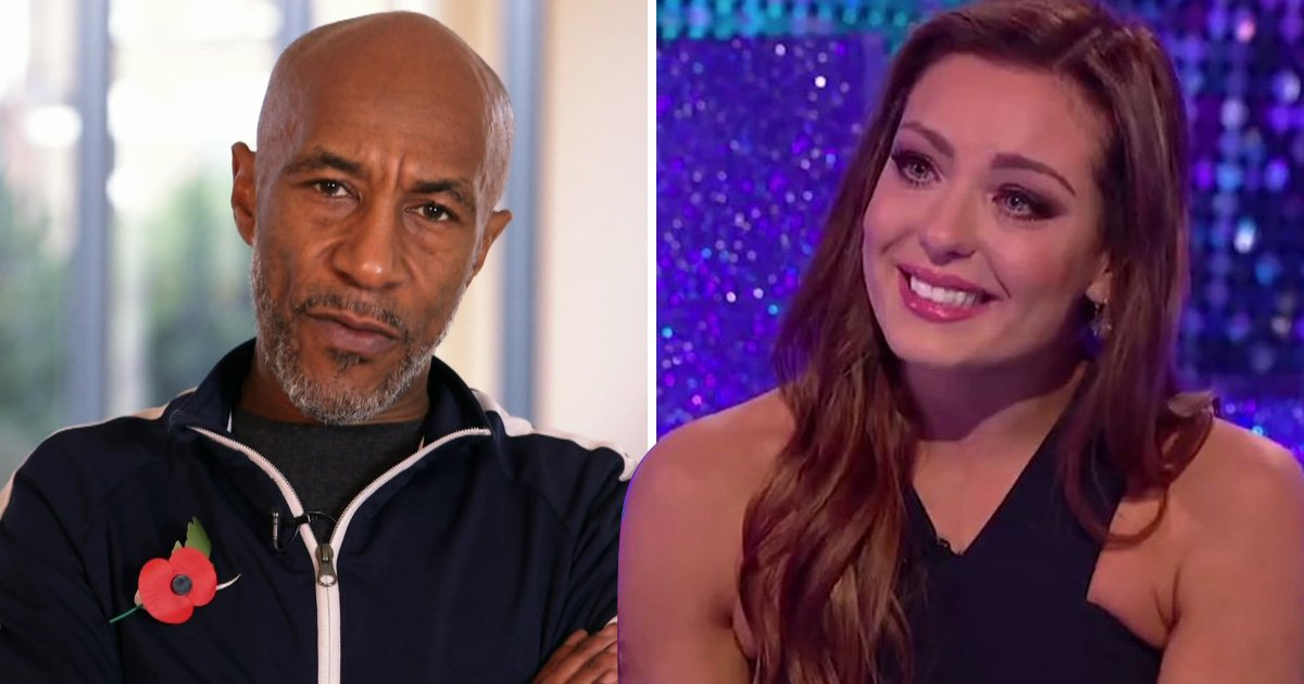 Strictly Come Dancing's Danny John-Jules 'reignites feud with Amy Dowden' ahead of final