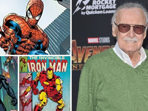 From Spider-Man to Black Panther: Every major comic book character Stan Lee helped to create