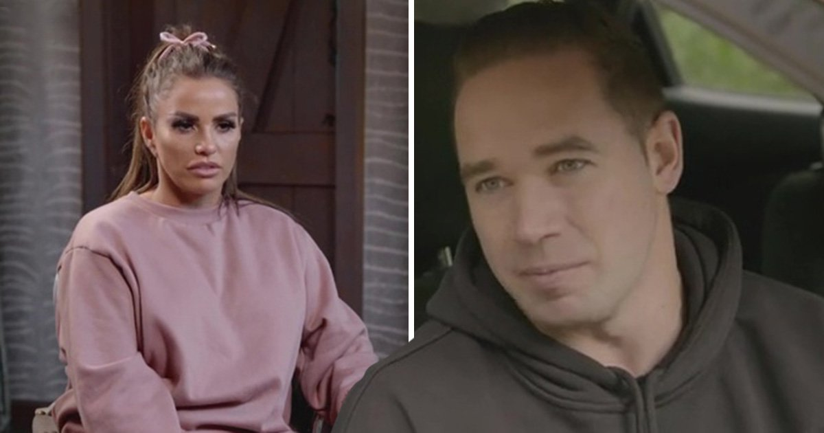Katie Price gets nasty with ex Kieran Hayler as she calls him fat to his face as she picks up kids