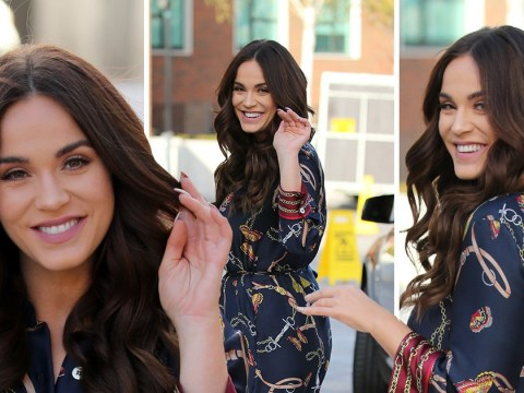 Vicky Pattison has ditched her engagement ring and she's not afraid to show it