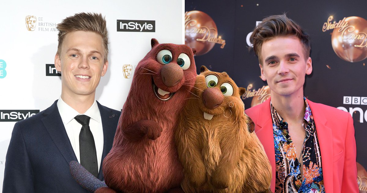 Joe Sugg and Caspar Lee join cast of adorable animated film Wonder Park