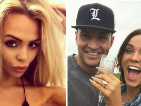 Woman filmed 'flirting' with Vicky Pattison's fiance 'feels very guilty' over their split