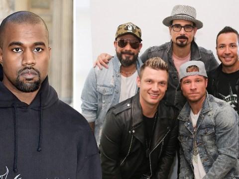 Kanye West is all of us as he belts out Backstreet Boys on random karaoke trip with Mark Zuckerberg