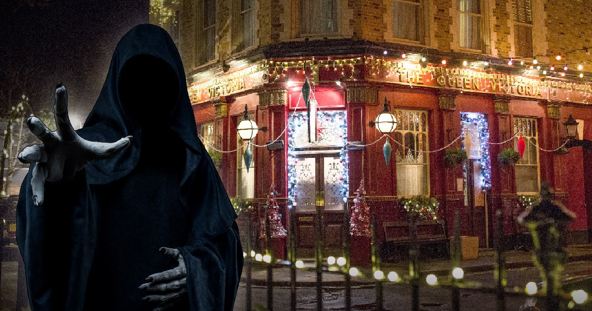EastEnders spoilers: Shane Richie teases shocking Christmas Day death