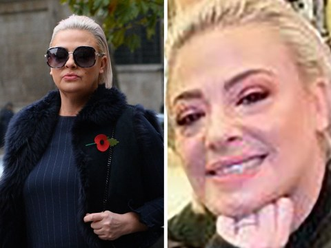Lisa Armstrong appears to wear her wedding ring again as she likes tweet about the 'vilest betrayal' after Ant McPartlin divorce