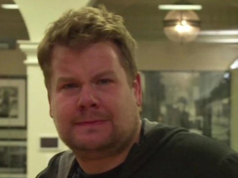James Corden struggles as he joins Mark Wahlberg for gruelling 3am workout on The Late Late Show