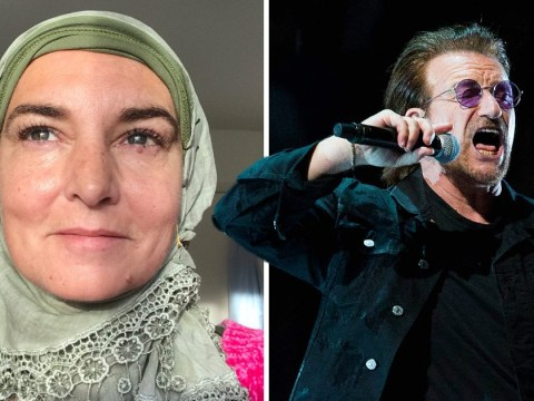Sinead O'Connor wants to stay alive so Bono won't get chance to speak at her funeral