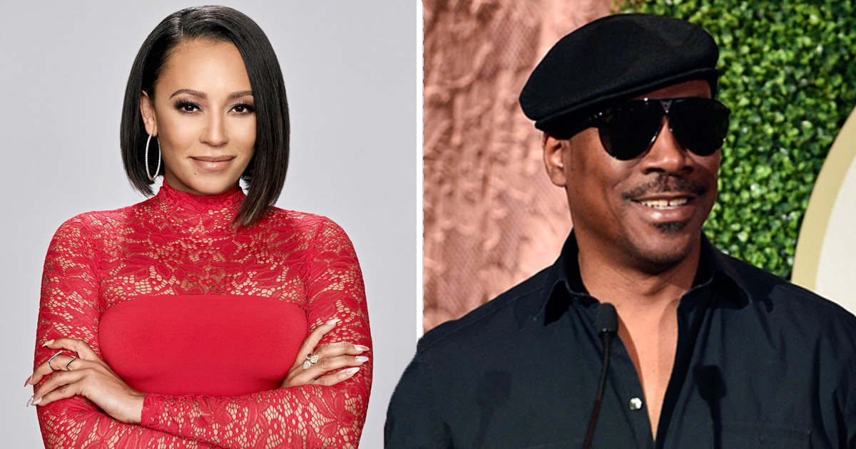 Mel B reveals daughter Angel is staying with 'lovely' dad Eddie Murphy, 11 years after paternity battle