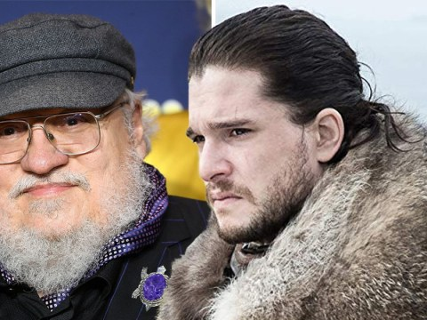 George RR Martin basically confirms Jon Snow theory ahead of Game of Thrones season 8