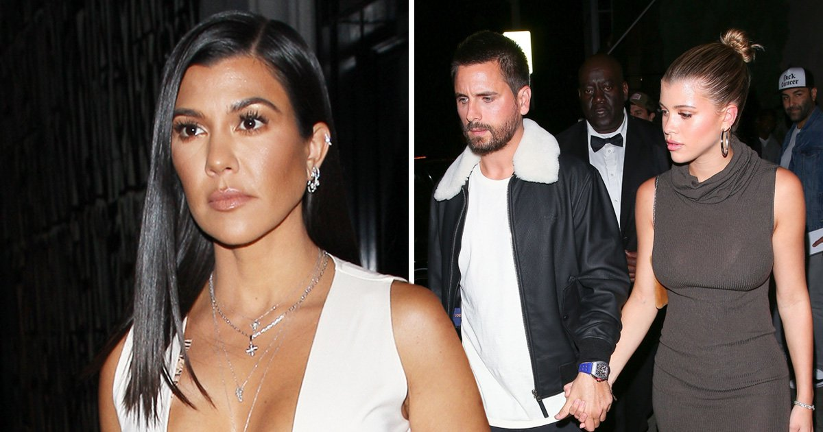 Kourtney Kardashian continues to bond with ex Scott Disick's girlfriend Sofia Richie on night out