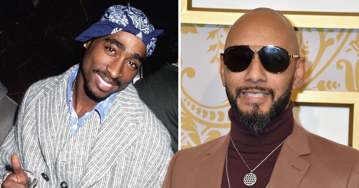 Swizz Beatz on Tekashi 6ix9ine comparing himself to Tupac: 'There's no one New York king'