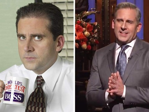 The Office cast fuels reboot rumours as they beg Steve Carell for reunion